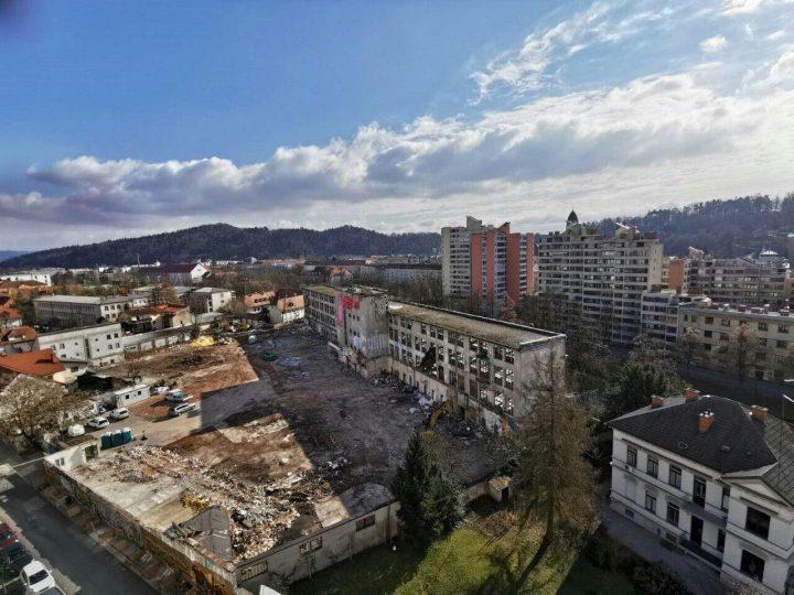 کارخانه مستقل Rog: یک فضای آزادی کمتر / اسلوونی / مناطق / خانه
