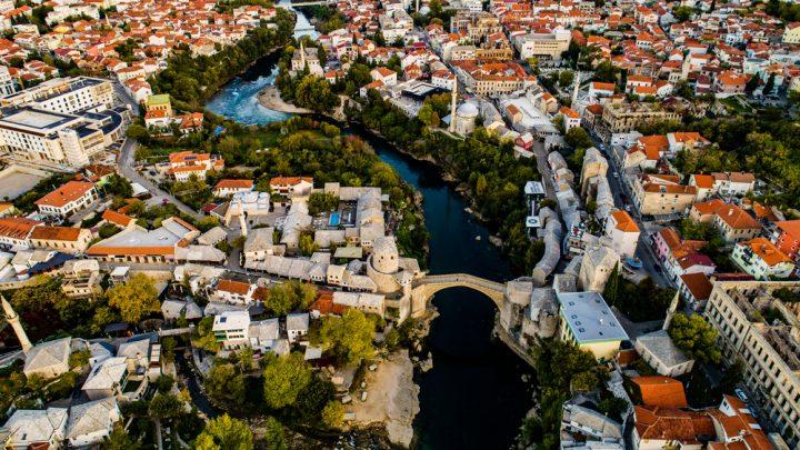 موستار ، یک حلقه باطل / بوسنی و هرزگوین / مناطق / خانه