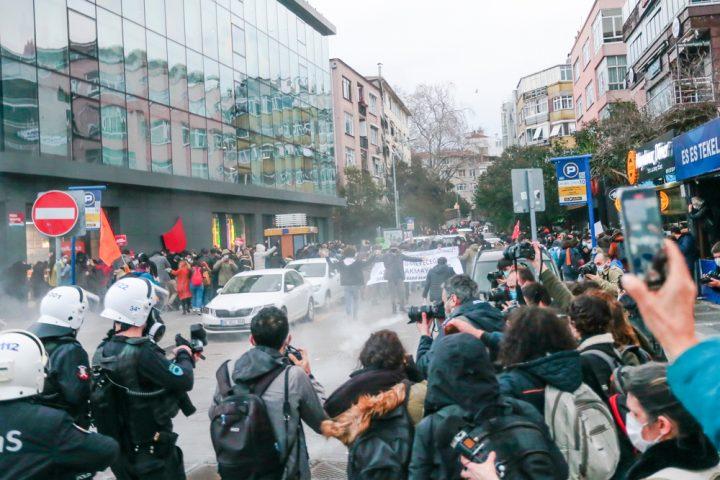ترکیه ، دانشگاه علیه رژیم / ترکیه / مناطق / خانه