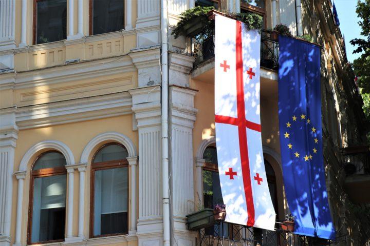 گرجستان مجدداً راه اندازی می شود ، به لطف میانجیگری اروپا / گرجستان / مناطق / خانه