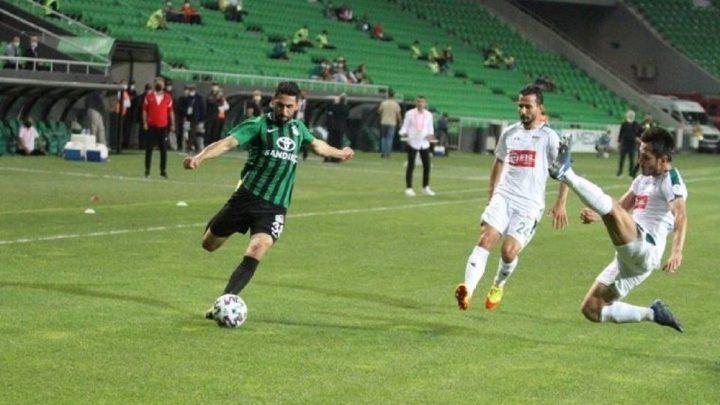 """""""لیگ ها قبل از گزارش در مورد بازی Sakaryaspor-Kocaelispor"""" – مدیابار ثبت شده بودند"""