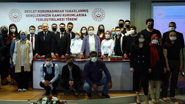 890 جوان تحت حمایت دولت در م institutionsسسات و سازمانهای عمومی – مدیابار استخدام شدند