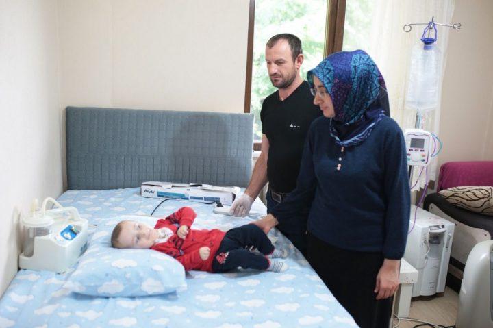مجوز تأیید شده برای کمک به کودک آیمن – مدیبار